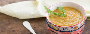 Crema de verduras, pollo y bacon, receta reconfortante para luchar contra el frío