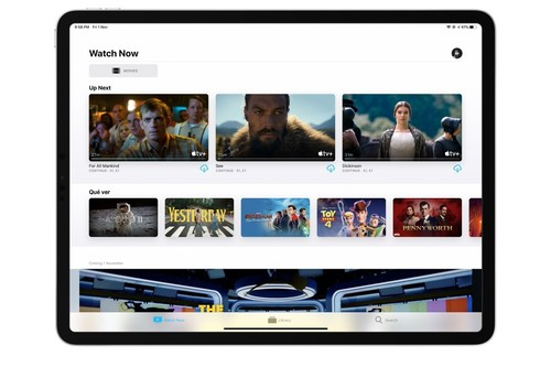 Cómo configurar los controles parentales para Apple TV+