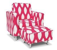 Bonitos tapizados de Jennifer Delonge, en asientos con sorpresa