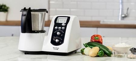 En Amazon tenemos el Robot de Cocina Taurus MyCook Easy por 299 euros y envío gratis