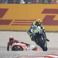 """Valentino Rossi vuelve a la carga: """"Tendría diez mundiales de MotoGP si no me hubiesen robado el de 2015"""""""