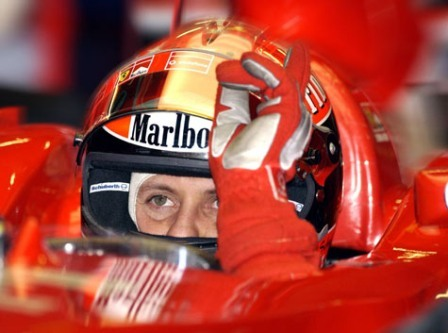 Michael Schumacher se queja de la normativa del Safety Car