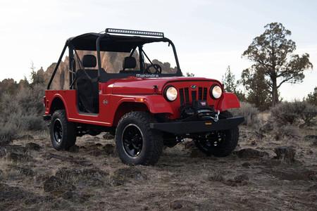 Mahindra Roxor Jeep 1