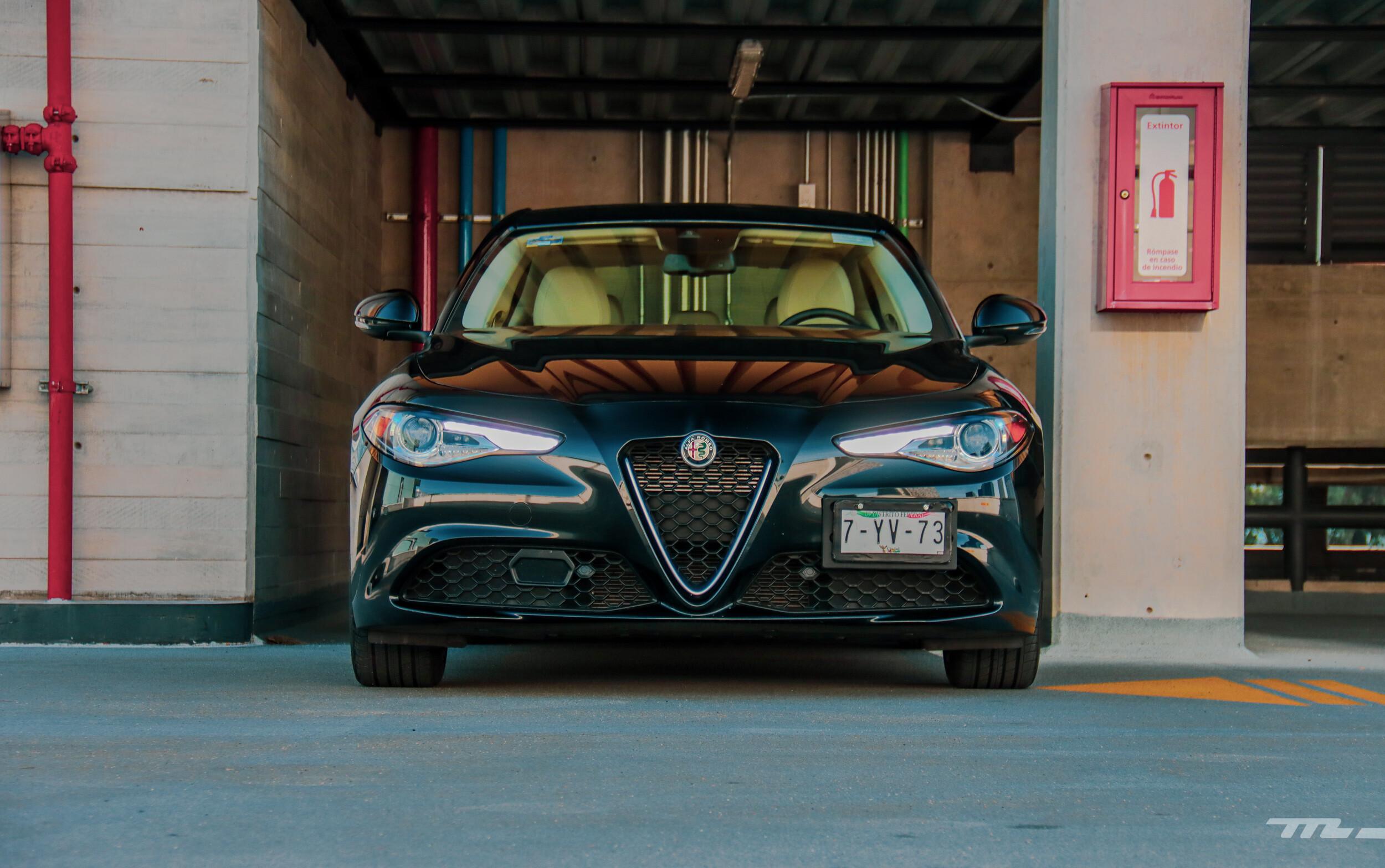 Foto de Alfa Romeo Giulia Lusso 2021 (26/83)