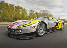 Puedes comprar lo que sea en internet, hasta un Ford GT1 Matech de carreras