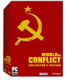 Edición coleccionista de 'World in Conflict' en septiembre