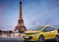 Opel Ampera-e: el hermano alemán del Chevrolet Bolt estará en el Salón de París