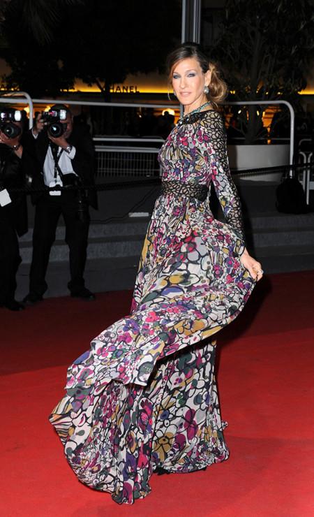 Sarah Jessica Parker Festival Cannes 2011 Elie Saab