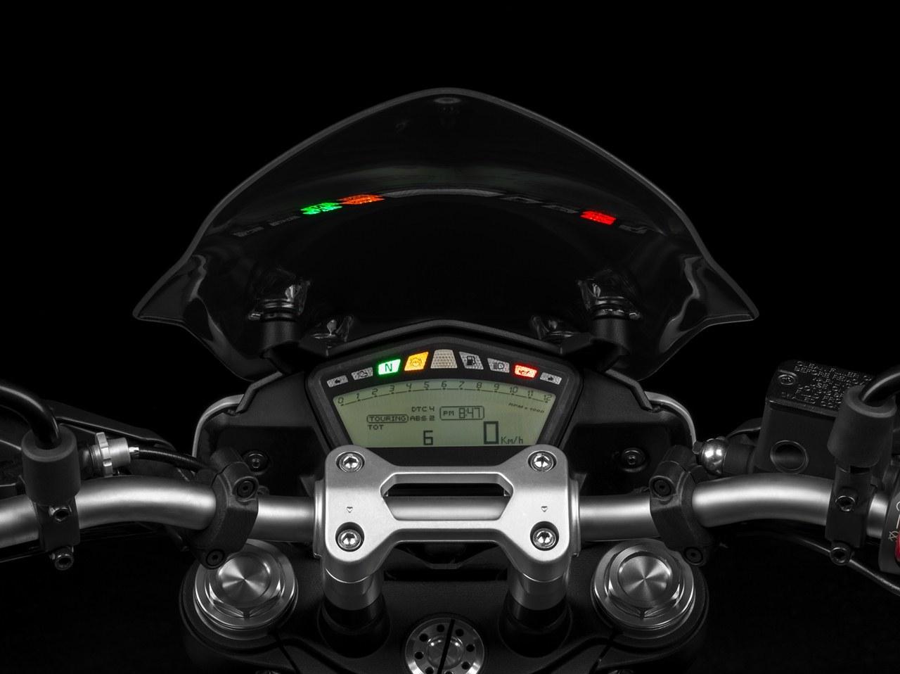 Foto de Ducati Hypermotard, Hypermotard SP e Hyperstrada (9/19)