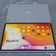 Foto 3 de 8 de la galería ipad-air-render en Applesfera