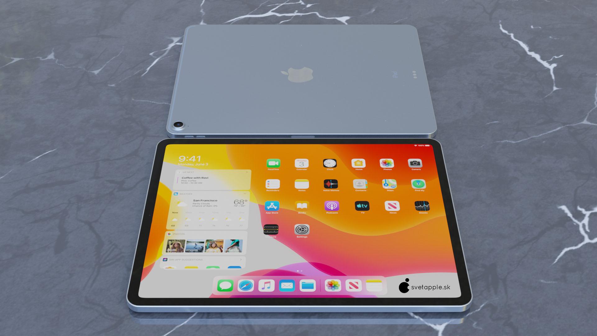 Foto de iPad Air (Render) (3/8)