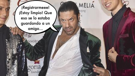 El bailarín Rafael Amargo, detenido por tráfico de drogas y organización criminal