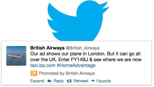 Twitter hace posible segmentar los tweets promocionados