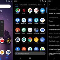 Poco Launcher: así se activa el nuevo tema oscuro en el lanzador de aplicaciones de Xiaomi
