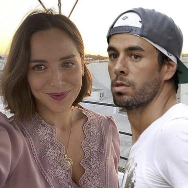 Tamara Falcó quiere estar contigo, vivir contigo, bailar contigo, Enrique Iglesias, y te ha dejado esta tremenda nota en Instagram