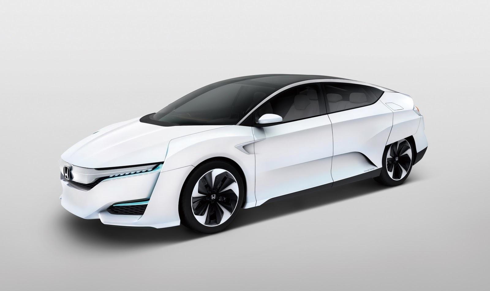 Foto de Honda FCV Concept (1/7)