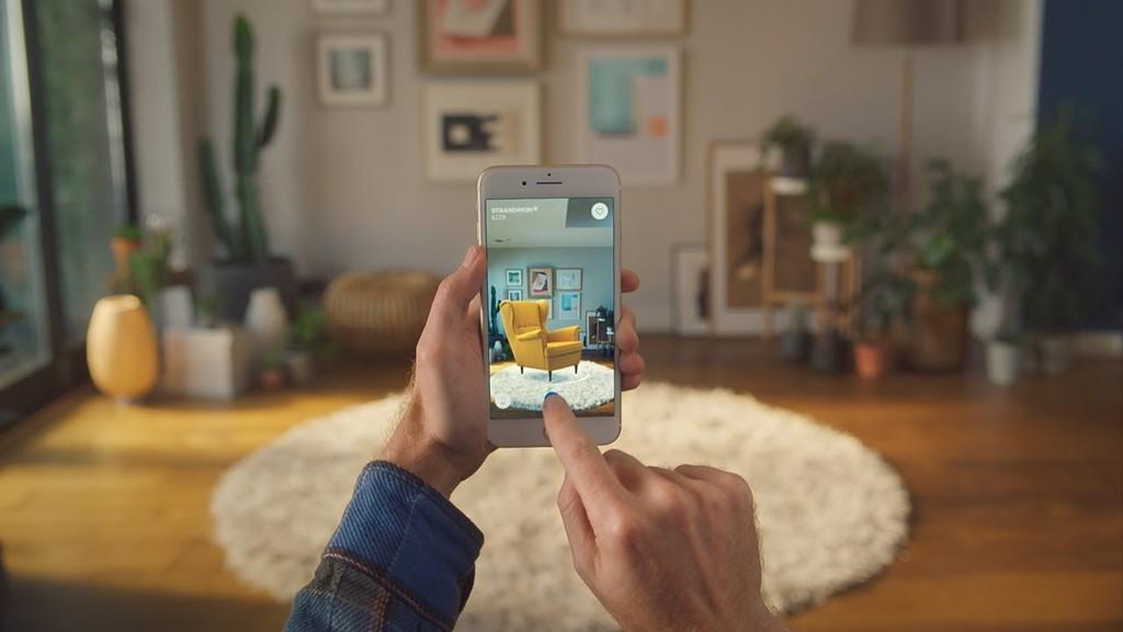 IKEA sigue profundizando en la realidad aumentada para que puedas ver cómo quedan sus muebles en tu hogar