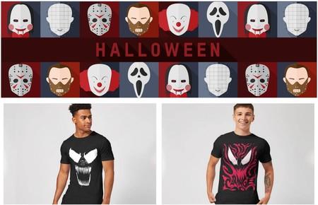 Halloween en Zavvi: camisetas, colecciones y tazas gratis en su especial para la noche de brujas