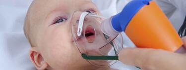 La bronquiolitis prácticamente ha desaparecido este año, gracias a las medidas anti Covid