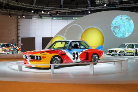 Conoce los 17 autos que forman parte de los 40 años de historia del BMW Art Car