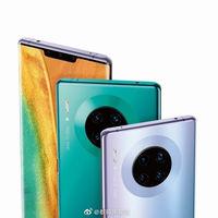 Huawei Mate 30 y Huawei Mate 30 Pro, nuevas fotos y detalles: uno tendría cuatro cámaras, el otro tres