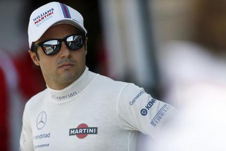 Felipe Massa; 100 carreras sin ganar