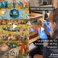 Resulta que El Museo del Prado tiene una cuenta de TikTok y que está enamorando a medio mundo
