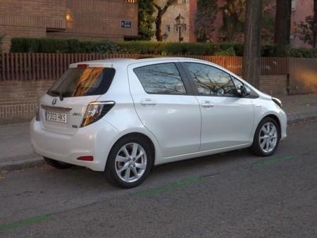 El Toyota Yaris hybrid a prueba (II): Interior y experiencia al volante