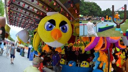 China abre una atracción sobre Angry Birds en un parque temático, pero sin pagar derechos a Rovio. Vídeo