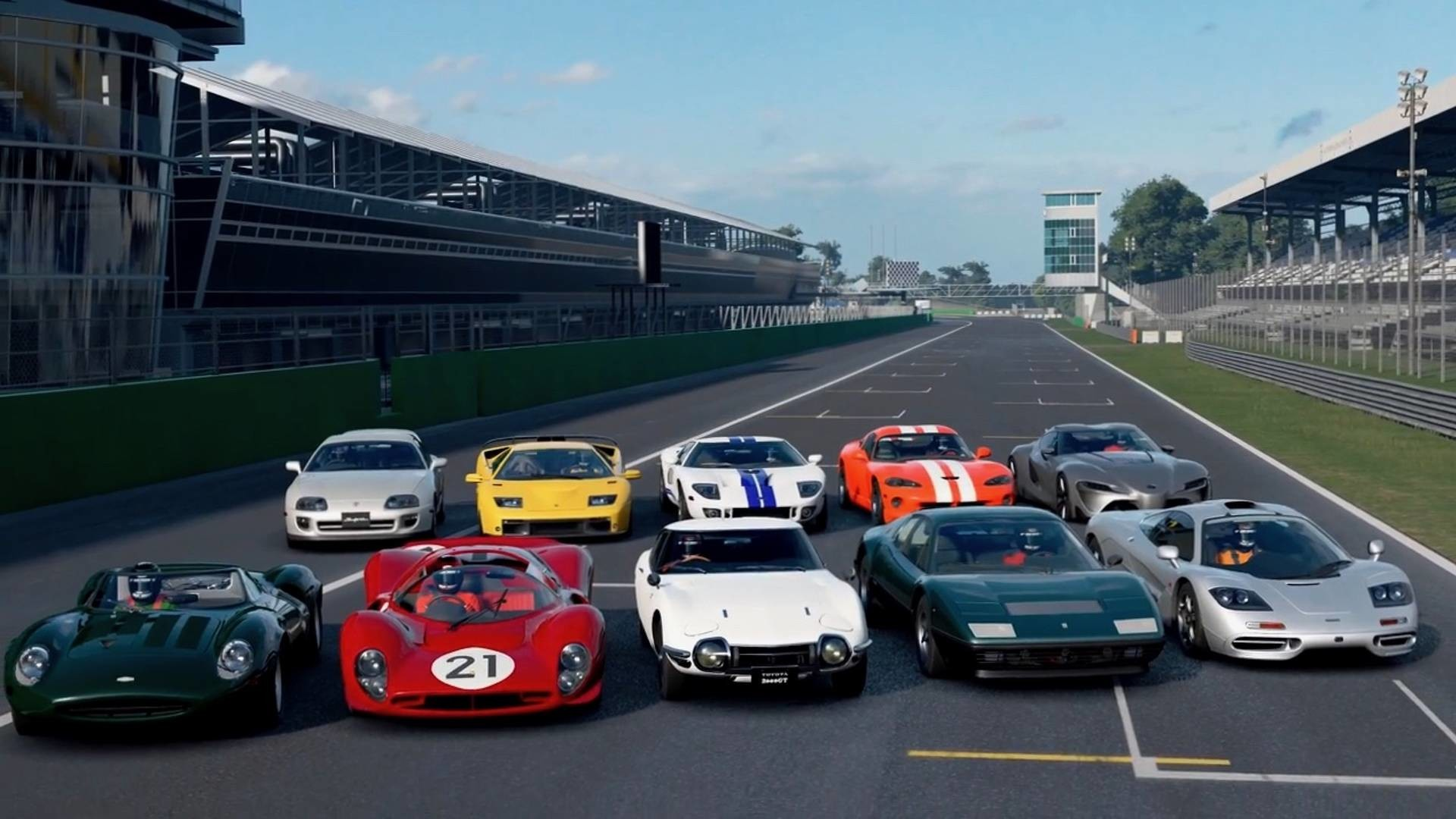 Foto de Gran Turismo Sport (1.11) (24/24)
