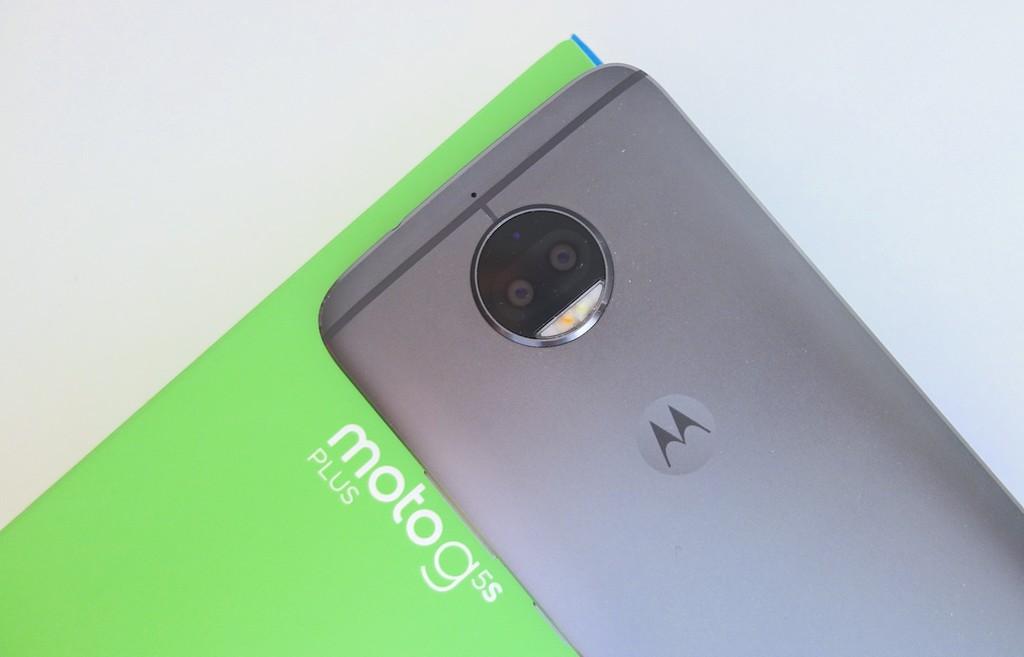 Moo G5s Plus Protuberancia