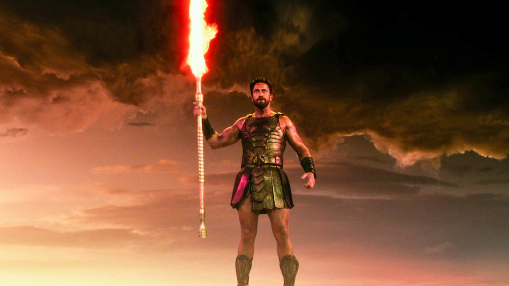 Gerard Butler Dioses De Egipto