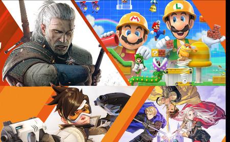 Nintendo inicia su promoción Destacados 2020 de Nintendo Switch y estas son las mejores ofertas