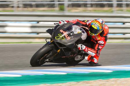Test Sbk Jerez 2019 Chaz Davies