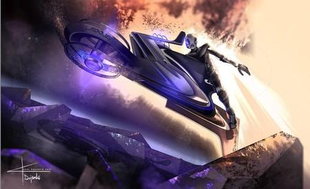 Lexus Zero Gravity, así imagina la marca que será su vehículo para pasear en el espacio
