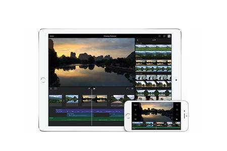 iMovie para iOS se actualiza, ahora utiliza Metal para el procesamiento gráfico