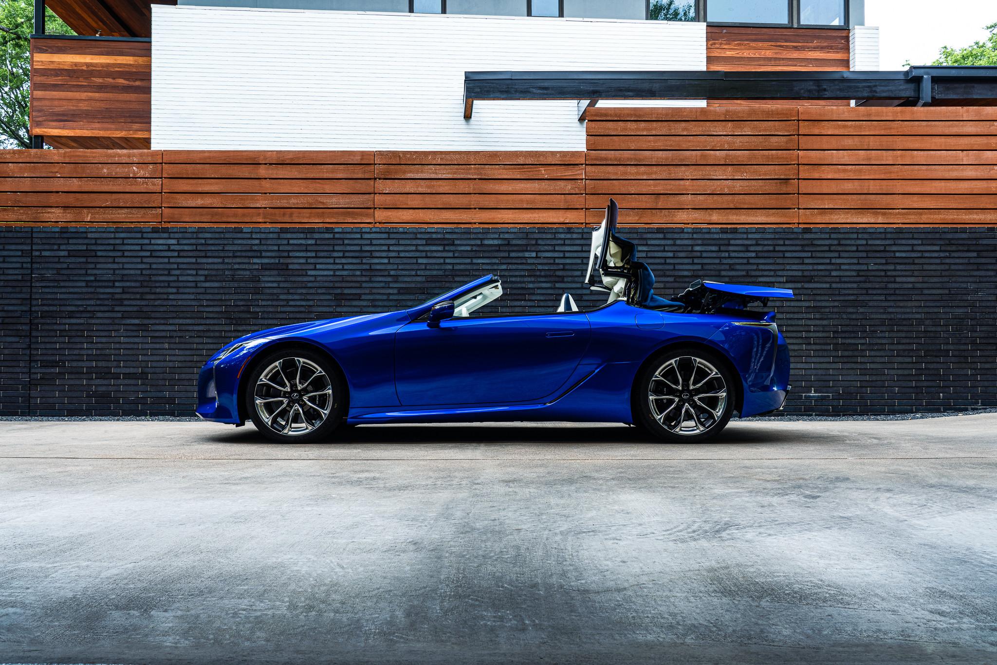 Foto de Lexus LC Cabrio Regatta Edition (22/32)