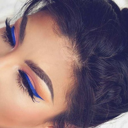 Eyeliner Azul Cobalto 3