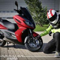 Kymco apuesta por la movilidad segura en Salón Internacional del Automóvil de Barcelona