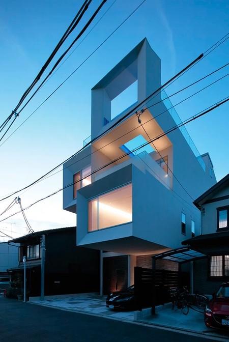 Casa Moderna Japon 6