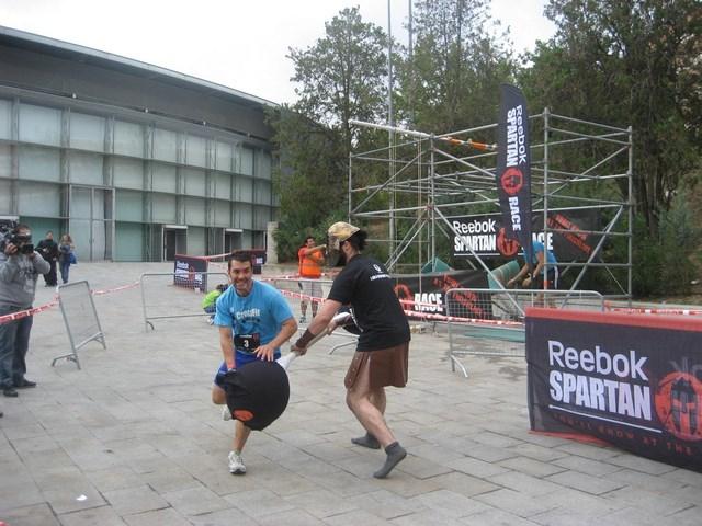 Presentación Reebok Spartan Race