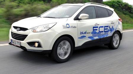 Hyundai fabricará 1000 vehículos de pila de combustible este año