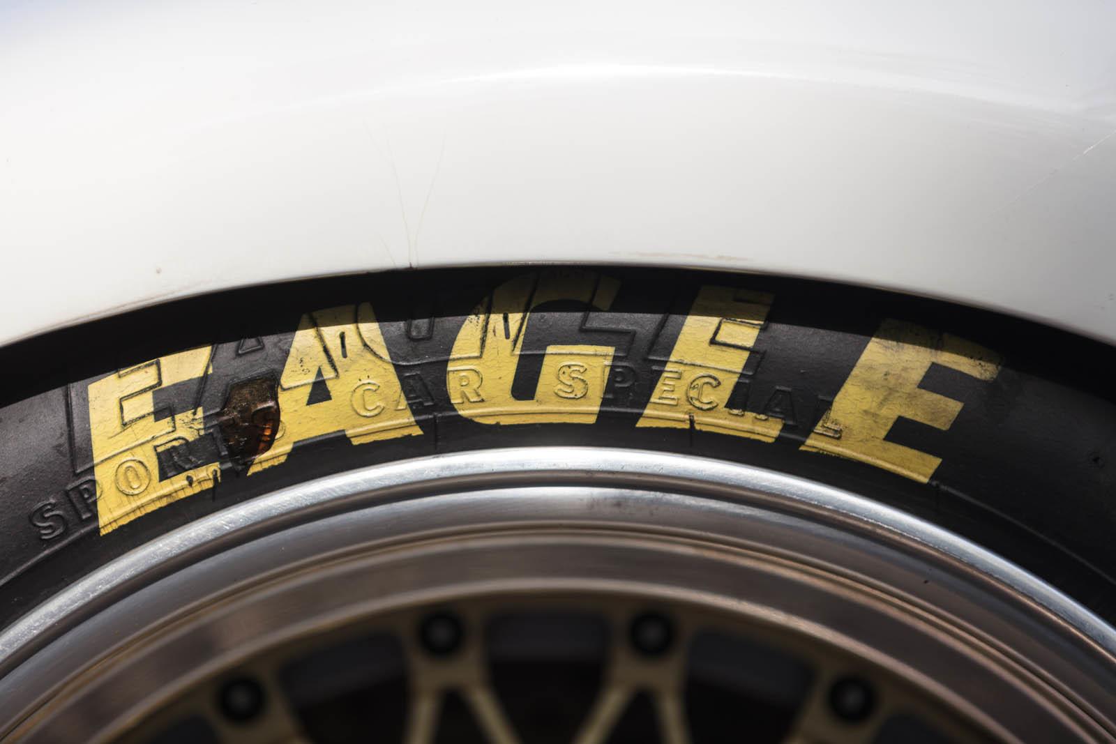 Foto de Porsche 930 clásico a subasta (16/42)