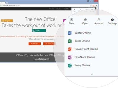 Accede más rápido a tus documentos online con esta extensión de Office para Chrome