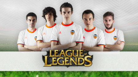 League Of Legends Valencia