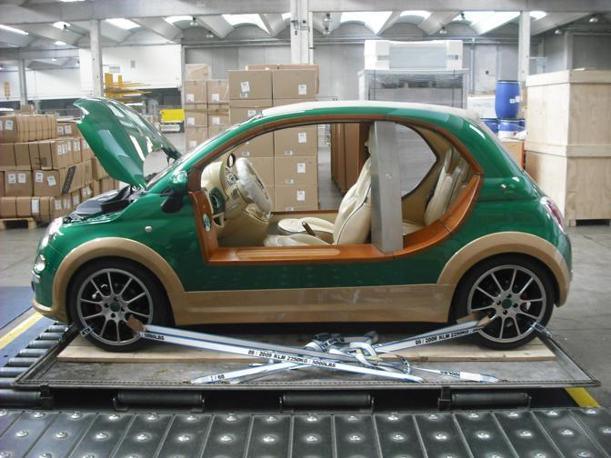 Foto de Fiat 500 Gadafi (4/5)