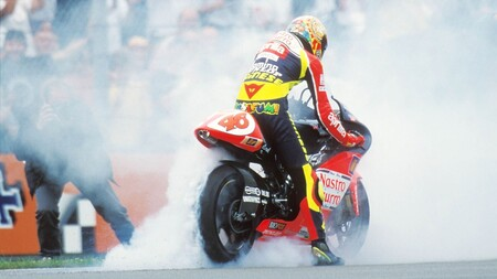 Rossi Assen 250cc 1998