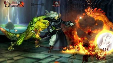 Nuevo escenario y dificultad para Dragon's Crown-02