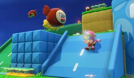 El universo de Captain Toad es presentado en su nuevo video