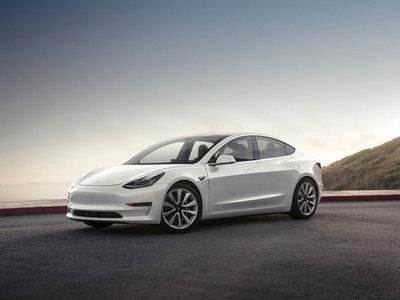 Bloomberg crea una aplicación para vigilar la fabricación de los Tesla Model 3